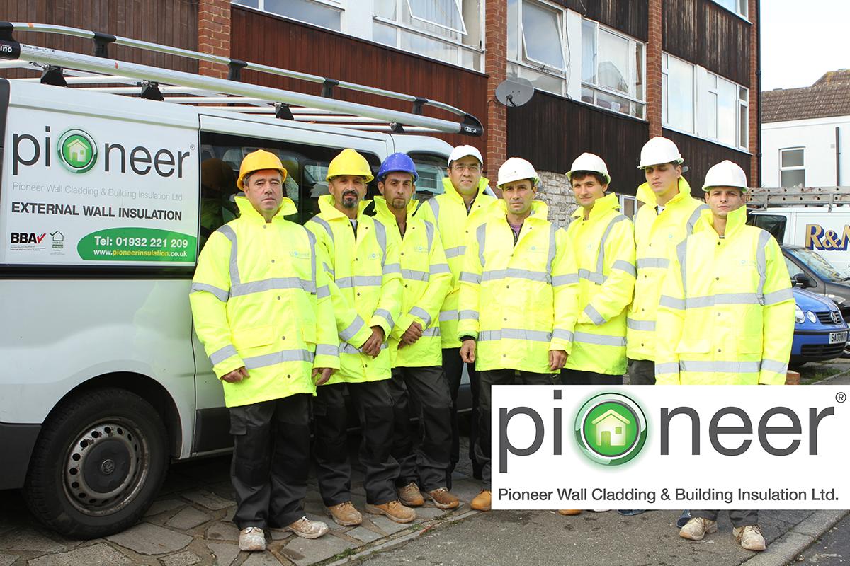 pioneer renders team